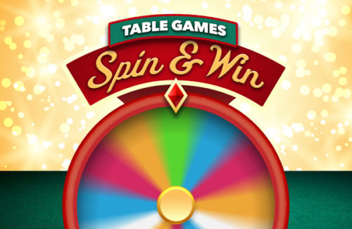 Spin to Win Hot Seat