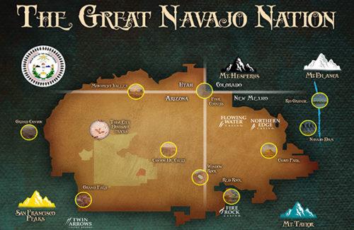 NAVAJOLAND REWARDS